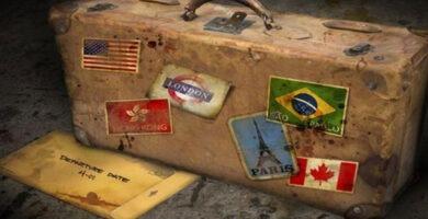 emigrar sin dinero