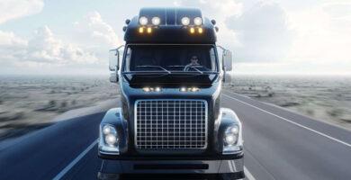 trabajar como camionero