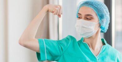 trabajar como enfermera en usa